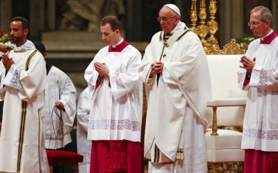 Going forth and 'mercying' Vatican official explains the evangelization language of Pope Francis