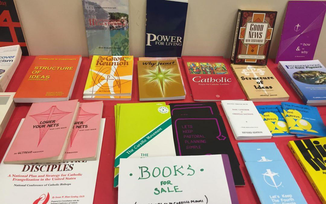 Cursillo Study Books