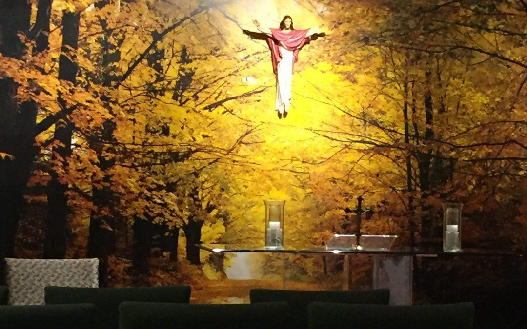 Casa Manresa – Praying to our Risen Lord